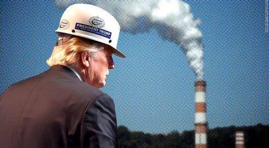 Трамп объявил о выходе США из соглашения по климату. Мировые лидеры разочарованы