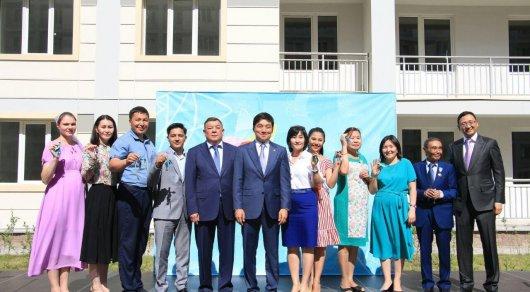 В Алматы каждая четвертая семья из очередников получит жилье в этом году