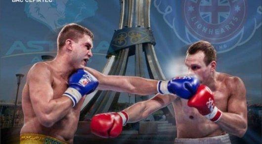 Vesti.kz в прямом эфире покажут первый полуфинал WSB