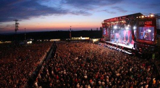 Из-за угрозы теракта в Германии прервали крупный рок-фестиваль