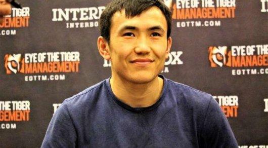 Казахстанский боксер Нурзат Сабиров с нокаута дебютировал в профи
