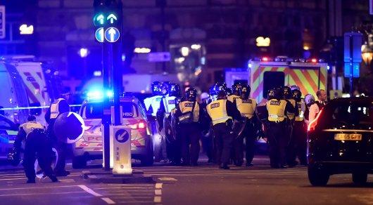 Задержаны 12 подозреваемых поделу отерактах встолице Англии