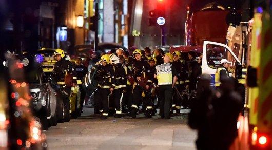 Число пострадавших при лондонских терактах приблизилось к 50