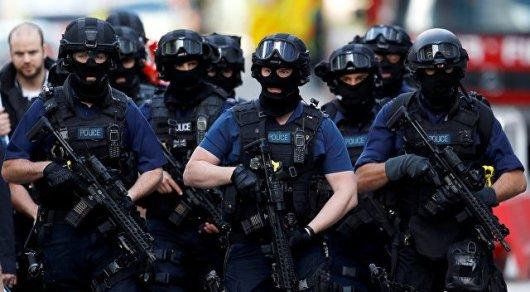 12 человек задержаны в Лондоне по подозрению в причастности к теракту