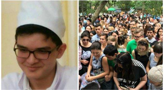 Ташкент потрясла смерть студента-медика. Мама парня написала открытое письмо