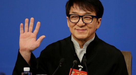 Джеки Чан рассказал о своих принципах