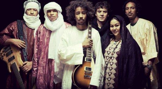 Дух Африки и этно-рок привезет группа Tamikrest на The Spirit of Astana