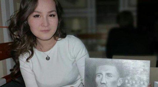 Художница из Темиртау полтора года добивалась встречи с Головкиным