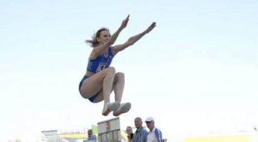 Ольга Рыпакова заняла 3 место на этапе