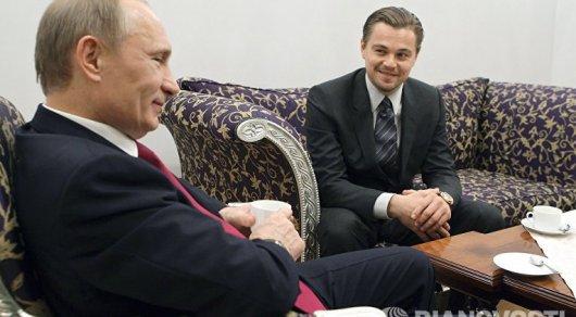 Ди Каприо в роли Путина: какие актеры могли бы сыграть президента РФ