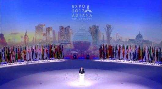В Астане проходит международная выставка альтернативной энергетики при участии Украины
