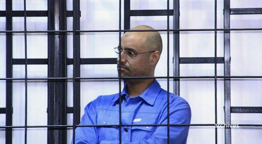 Сына Муаммара Каддафи освободили из плена спустя 6 лет