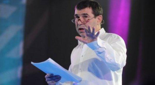Евгений Гришковец выступит в Астане