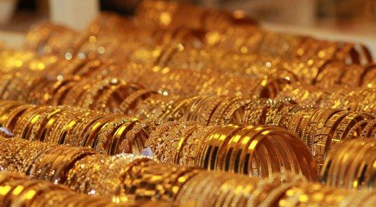 Украшения из золота подорожали за год на 10 процентов в Казахстане