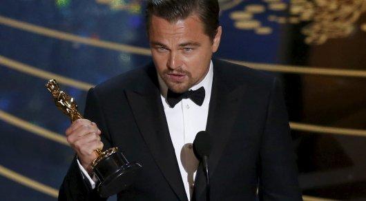ДиКаприо вернул подаренного ему «Оскара»