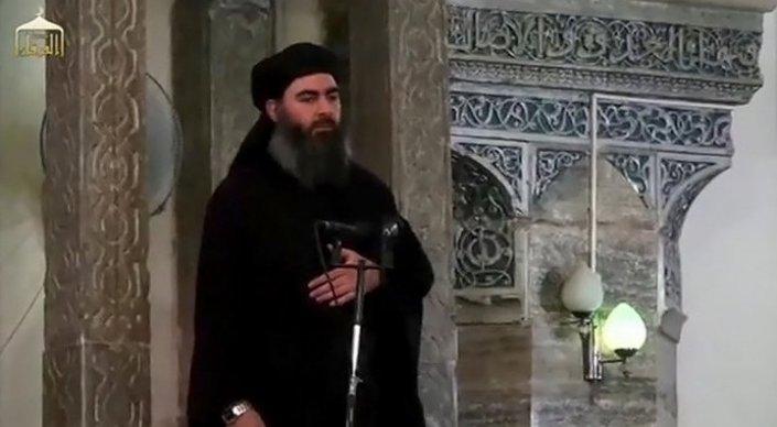 О возможном уничтожении лидера ИГИЛ (ДАИШ) Аль-Багдади заявили в Минобороны РФ