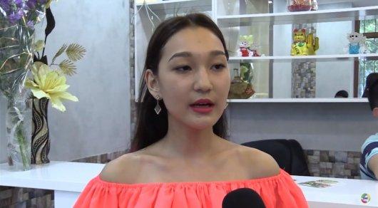 17-летняя жительница Шымкента открыла свой бизнес