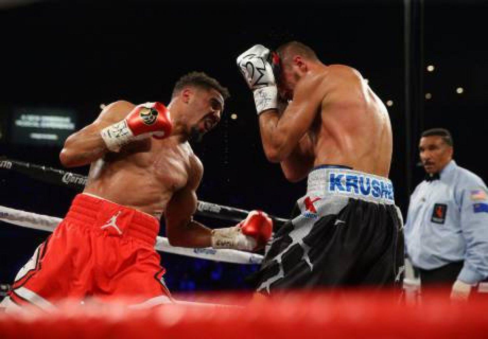 Уорд — Ковалёву: У меня не грязный бокс, а работа в клинче