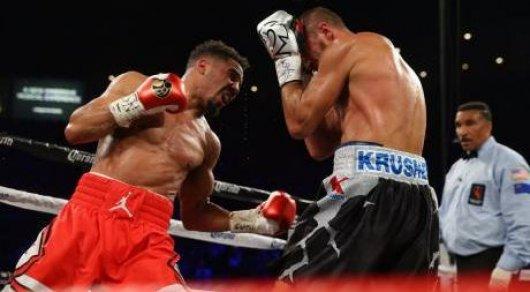 Остановка вбою Ковалев-Уорд противоречит принципам бокса— Дрозд