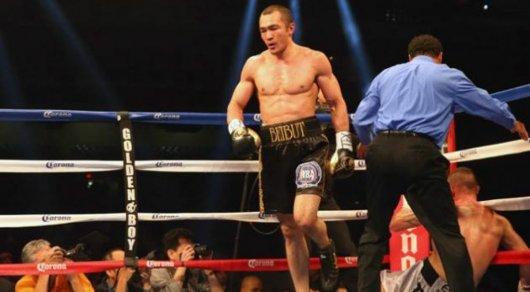 Бейбут Шуменов завершил карьеру профессионального боксера