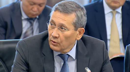 Жумаканов и Патрушев провели консультации советов безопасности