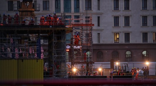 Аким Астаны запретил строителям шуметь в ночное время