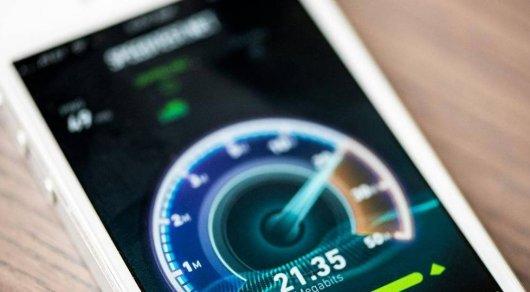 Казахстан обогнал США по скорости мобильного Интернета