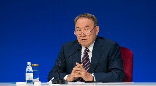 Назарбаев встретился с президентом Европейского банка реконструкции и развития