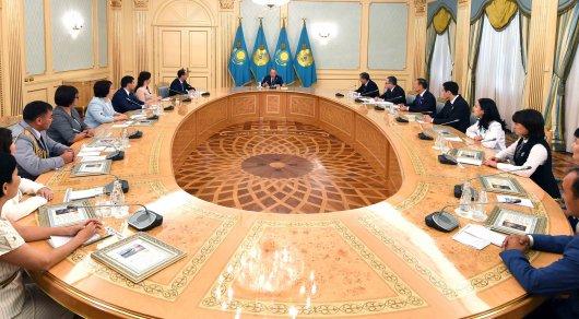 Назарбаев рассказал о стабильности госаппарата