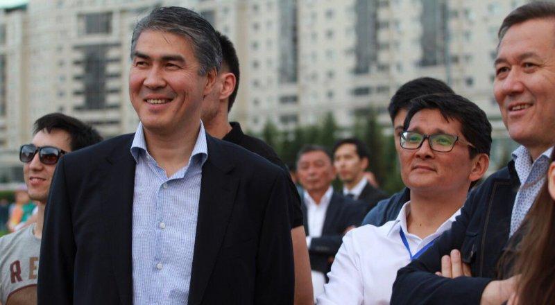 The Spirit of Astana станет традиционным и ежегодным событием - Исекешев