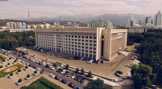 В акимате пообещали не сносить деревья в ходе реконструкции 5 улиц в Алматы