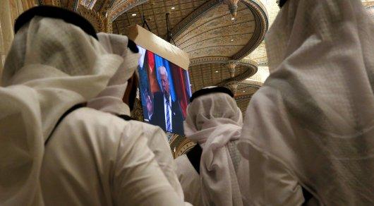 Трамп поздравил мусульман с окончанием Рамадана
