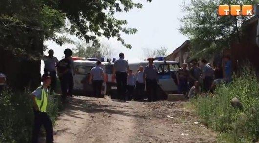 Брат и сестра погибли в Темиртау на глазах у пятилетнего ребенка