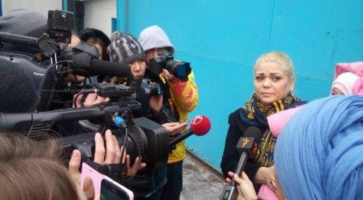 Суд отказал в амнистии изнасилованной в СИЗО Слекишиной