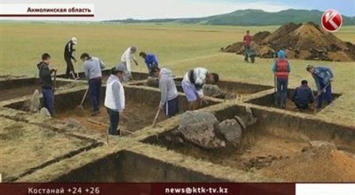 Находки в Акмолинской области могут перевернуть представление об эпохе бронзы