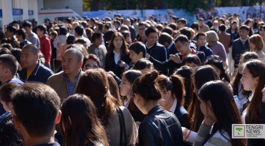 Сколько выпускников в Астане набрали на ЕНТ больше 100 баллов