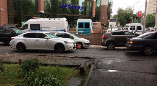 Крупное ограбление произошло в Алматы