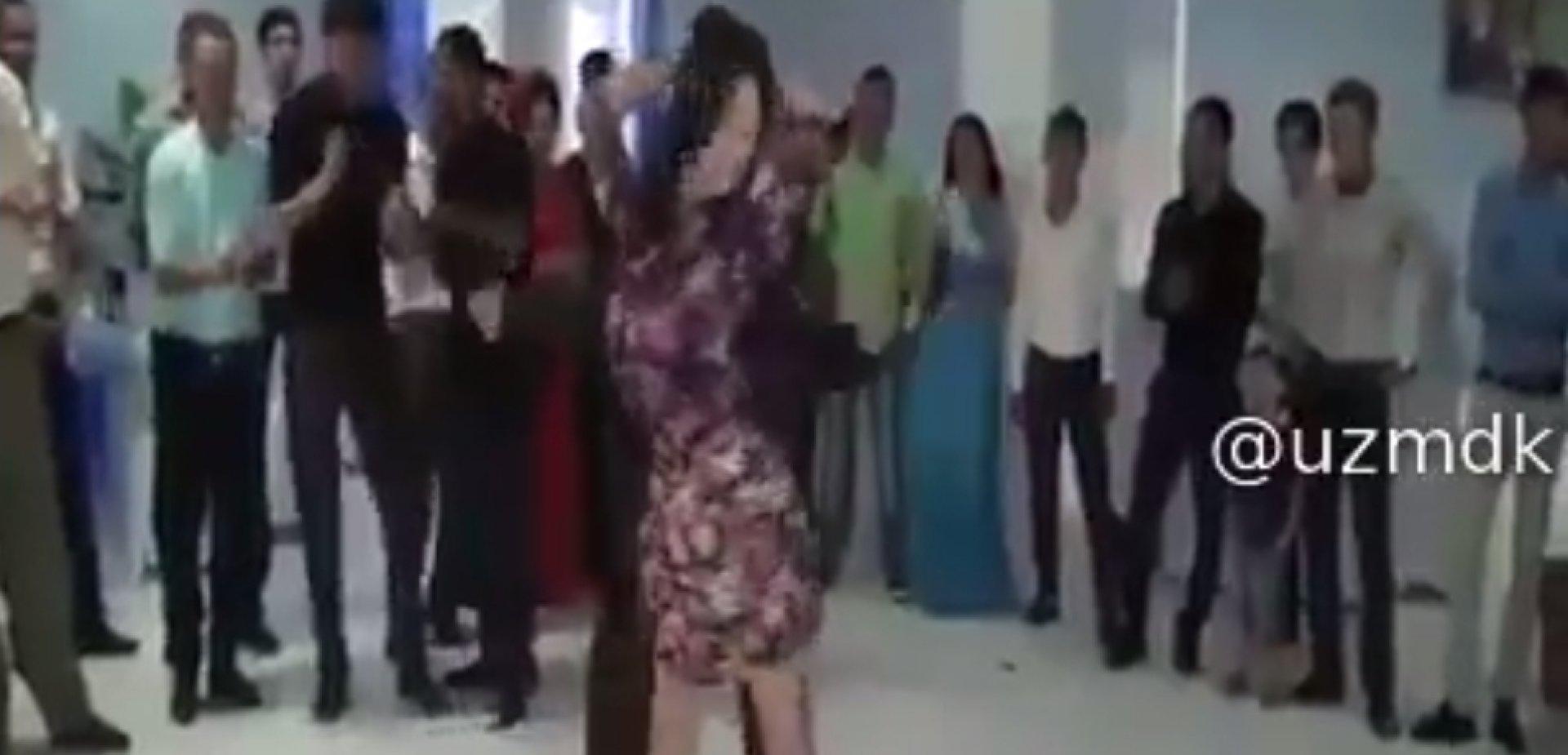 Узбекское видео для взрослых — 2