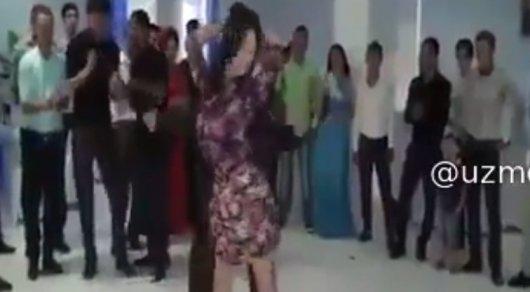 Видео с узбекского тоя возмутило пользователей соцсети