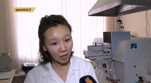 Школьница из Шымкента вывела формулу для лечения рака