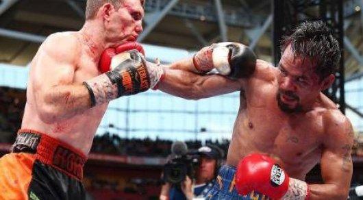 Озвучены гонорары Мэнни Пакьяо и Джеффа Хорна за титульный бой