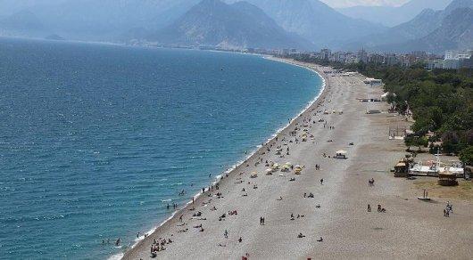Аномальная жара впервые с 1929 года зафиксирована в Анталье