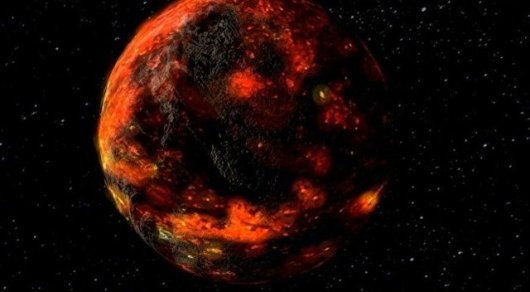 Астрономы нашли признаки наличия уникальной атмосферы на древней Луне