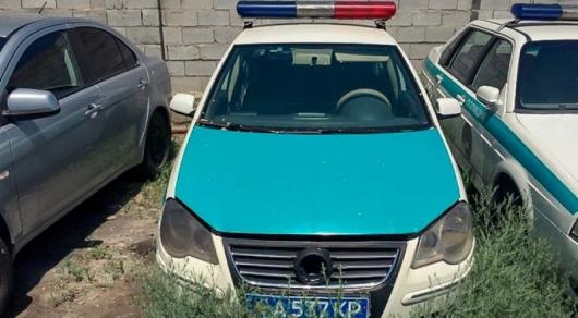 Как и где купить списанные полицейские автомобили в Казахстане