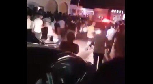 Толпа едва не устроила самосуд над сексуальным маньяком в Азербайджане
