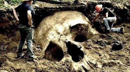 Найдены останки великанов, живших 5 000 лет назад в Китае