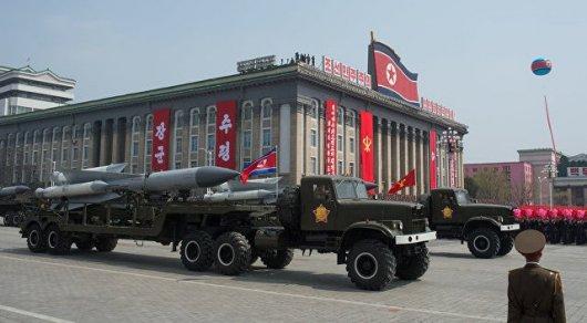 США хотят ввести санкции против всех стран, ведущих бизнес с Пхеньяном
