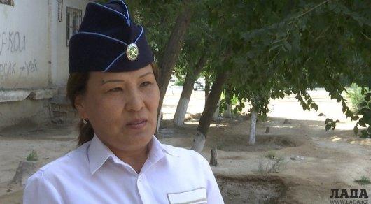 Проводница поезда Астрахань-Мангистау спасла отсмерти 9-месячную девочку