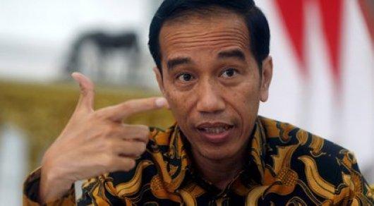 Лидер Индонезии из собственных средств оплатит поездку на саммит G20