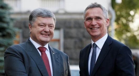 НАТО продолжит наращивать свою поддержку Украины - генсек альянса